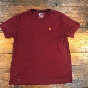Men's Russell dry power 360 shirt